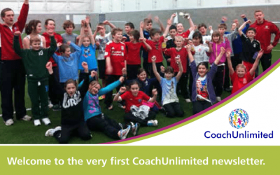 Welcome to the First CoachUnlimited Newsletter